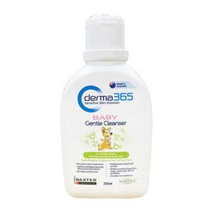 Derma365 เบบี้ เจนเทิล คลีนเซอร์ 250 มล.