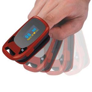 AEON เครื่องวัดระดับออกซิเจนในเลือดที่ปลายนิ้ว