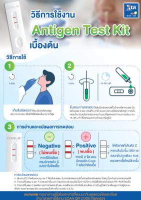 มีจำหน่าย Antigen Test Kit ที่ eXta แล้ววันนี้